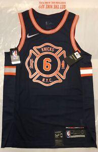 01e13f7319f Nike Aeroswift NBA NewYork Knicks Nikeconnect Jersey Tank Top Vest With Tags  2xl