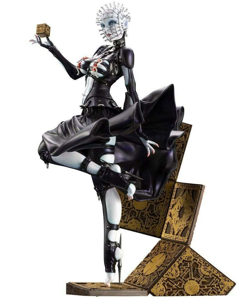 Horror Bishoujo Hellraiser Pinhead Sexy Statue Bishojo Kotobukiya By Yamashita