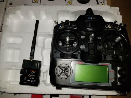 New FlySky 2.4ghz  FS-TH9X CH RC Transmitter Radio 3DR Edition