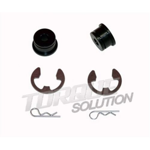 Torque Solution SCB-300 Shifter Cable Bushings for Evo VII-IX 2001-06 6Spd
