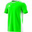 New-Adidas-Entrada-18-Climalite-Gym-Football-Sports-Training-T-Shirt-Top-Jersey thumbnail 36
