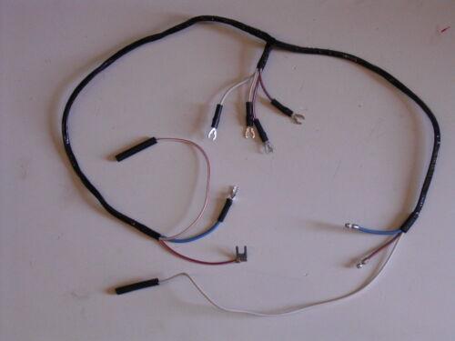 s l500 1957 1958 57 58 ford fairlane car overdrive main wiring harness ebay