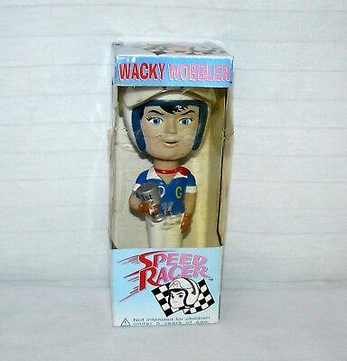 Funko Speed Racer Wacky Wobbler Bobble Head Pop Culture
