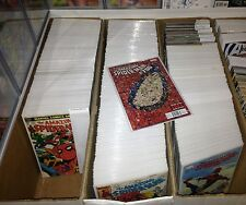 the amazing spider-man 130 to 700 & 129 bonus random extras lot run collection