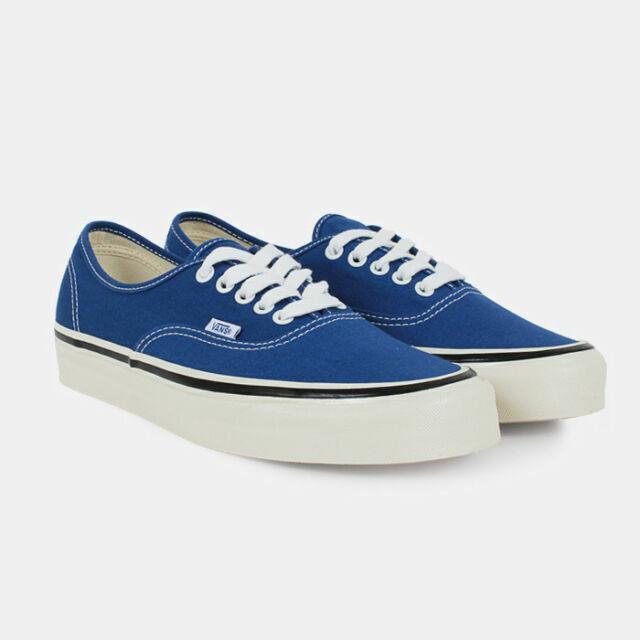 Size 10.5 - VANS Authentic 33 DX Blue for sale online   eBay