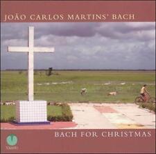 Joao Carlos Martins Bach for Christmas (CD, Oct-2005, Tomato) NEW!