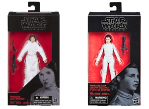 Hasbro Star Wars negro Series  Bespin Escape & Organa Princesa Leia 6  Exclusivo