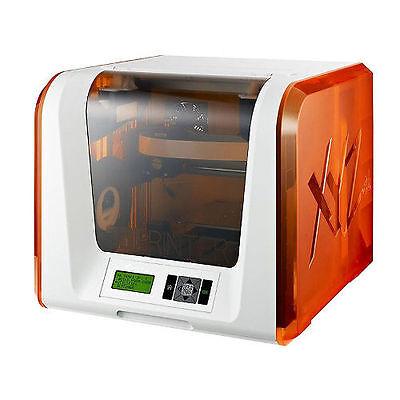 XYZprinting-Da Vinci Jr. 1.0 3D Printer-Auto Loading Filament-No Calibrating-NIB
