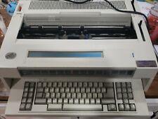 Ibm 6787 Wheelwriter 30 Series Ii Electric Typewriter Nts 6105856