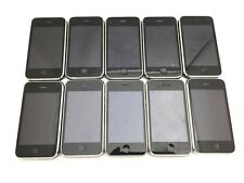 Apple iPhone 3G & 3GS, AT&T, Mixed Capacity, 100 Units, Used Condition.