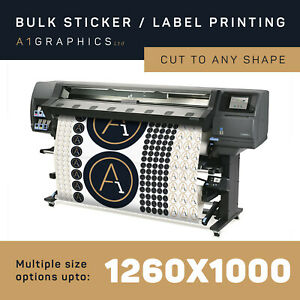 A1 Custom Sticker Vinyl