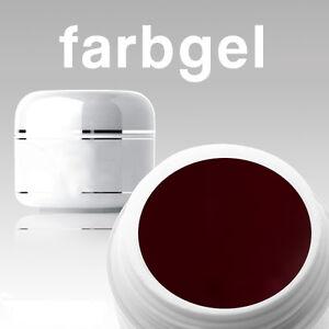 50  ml Farbgel chianti