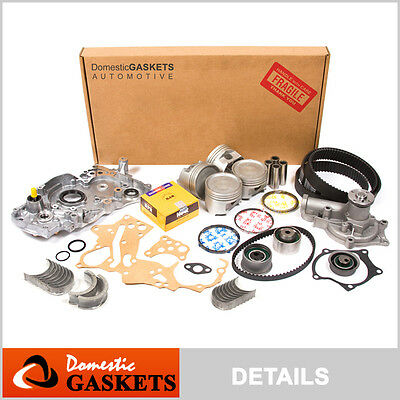 Engine Rebuild Kit Fit 97-98 Mitsubishi Eclipse Galant 2.4L SOHC 4G64