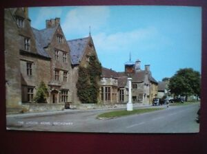 POSTCARD WORCESTERSHIRE BROADWAY - THE LYGON ARMS