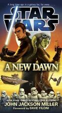Star Wars: A New Dawn: Star Wars by John Jackson Miller (2015, Paperback)