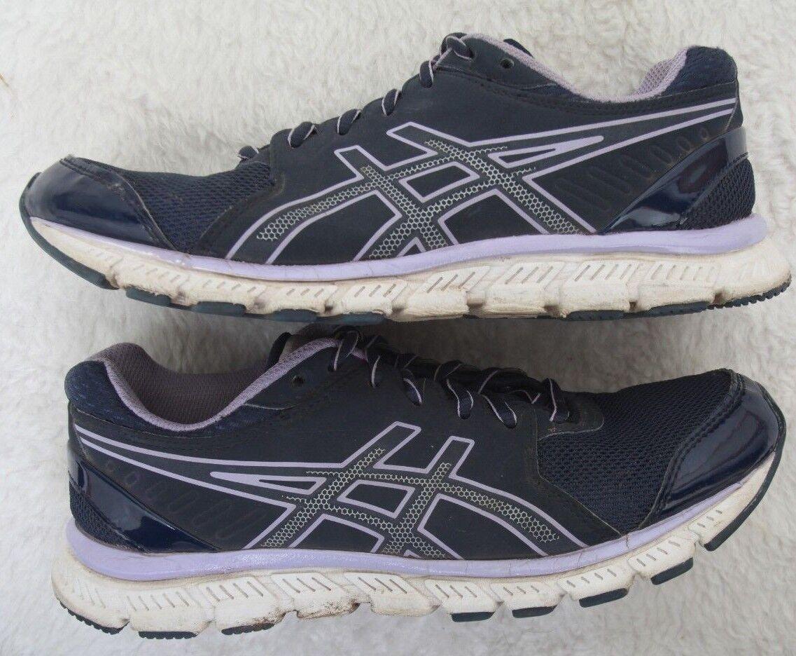 Asics Running Shoes WoMens 9 Nine Blue Purple WoMens Shoes Choice Gel Envigor Trail Run TR 16ee75