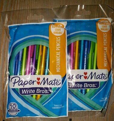 Paper Mate Write Bros 0.7mm 5 ea Mechanical Pencils