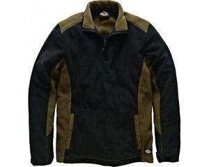 S Dickies Zweiton Mikro Fleece Pulli JW7011-6 Farben XXXL