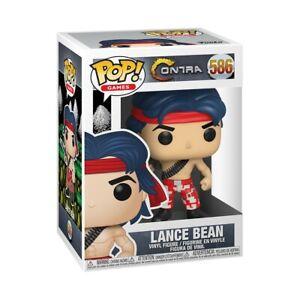 Contra-Lance-Bean-Scorpion-POP-Games-586-Vinyl-Figur-Funko