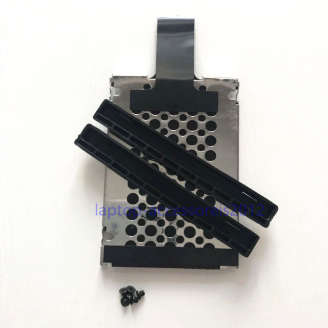 10PCS New For IBM Lenovo Thinkpad 7mm to 9.5mm HDD Hard Drive Caddy Rubber Rail