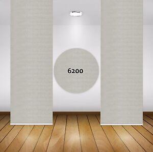 LAVABLE-Panneau-Japonais-Set-de-DRAPERIE-rideaux-50x245cm-en-plusieurs-couleurs