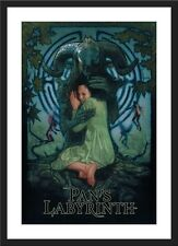 Pan's Labyrinth by Drew Struzan Bottleneck Gallery Signed #d/315 Sold Out Titled
