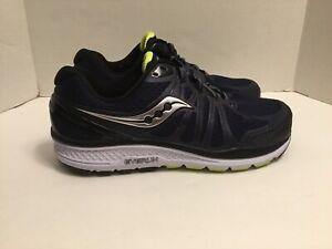 Saucony-Men-039-s-Echelon-6-Running-Shoes-Blue-Black-s20386-1-Size-10XW