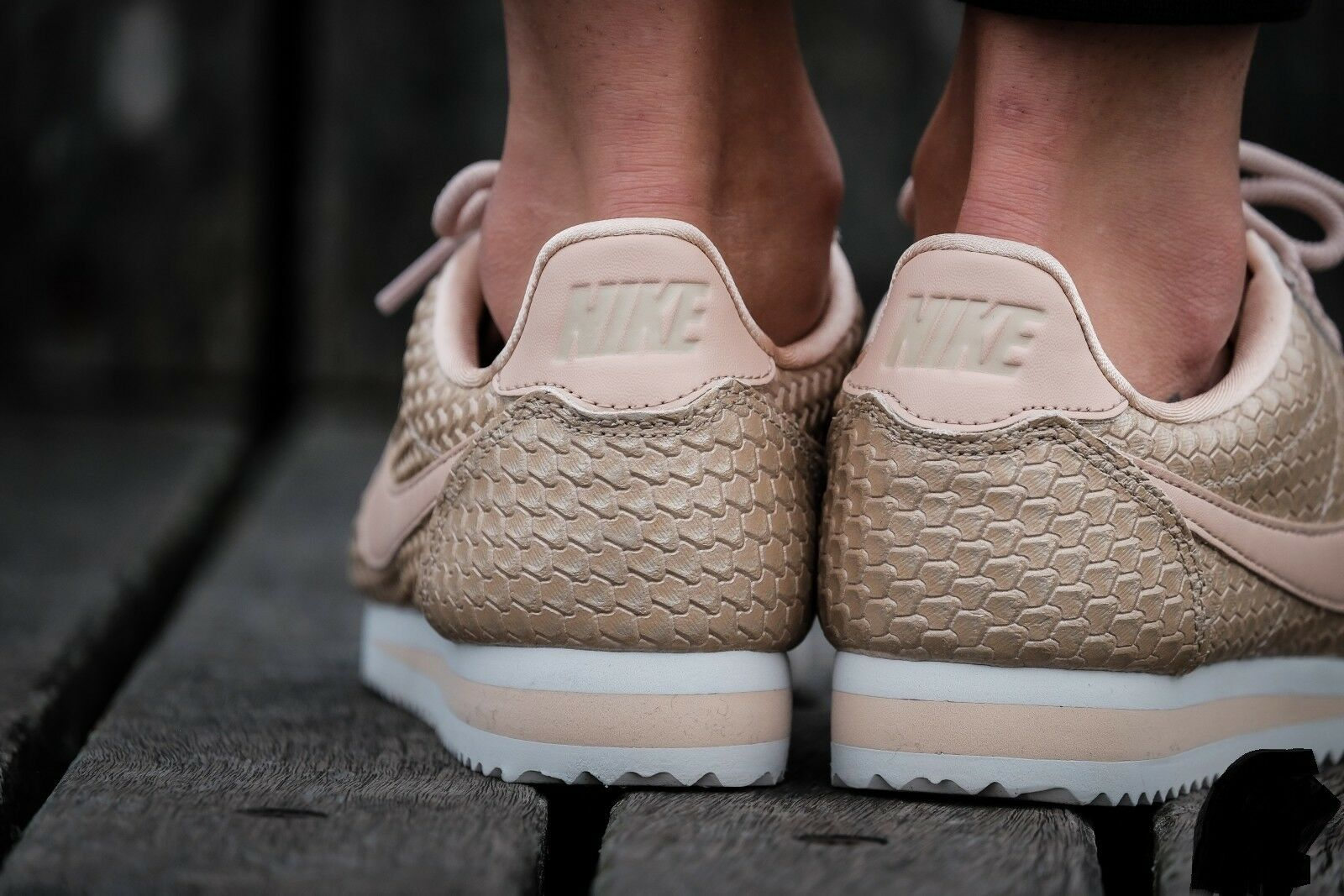 Nike 900 cortez se 902856 900 Nike blur/bio classic beige/light orewood Braun wmn sz 7 babf01