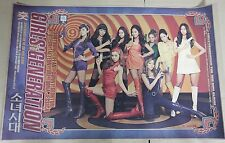 Girls Generation (SNSD)- Hoot 3rd Mini album / OFFICIAL POSTER *HARD TUBE CASE*