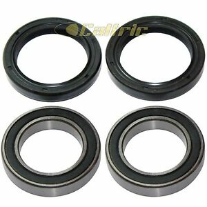 Front Wheel Ball Bearing and Seals Kit Fits KTM 450 XC 2006 2007