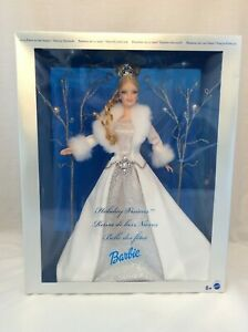Barbie-Holiday-Visions-Doll-2003-Mattel-Sealed-Special-edition