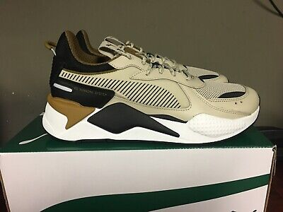 Puma RS-X CORE Beige Men Limited 369666-06 NEW 2019 | eBay