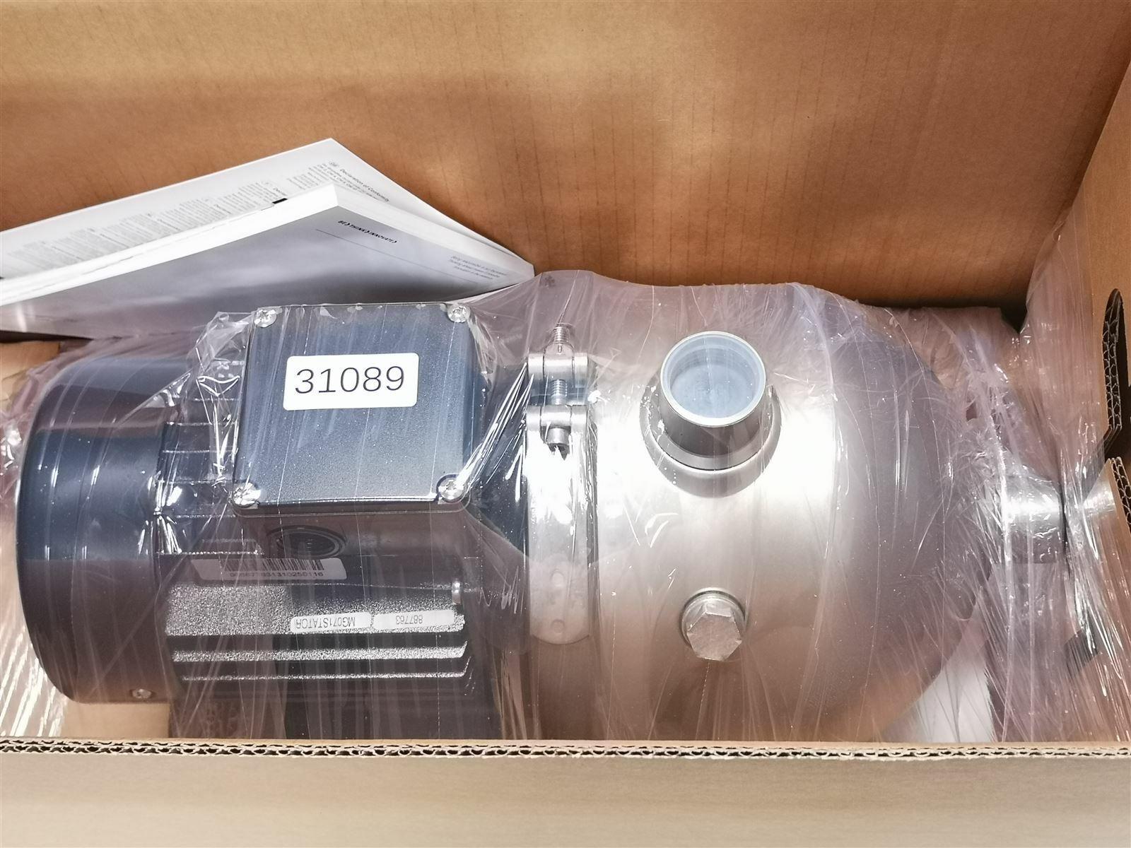 Grundfos CHI2-50 A-W-G-BQQE Rotary Pump Booster Pump