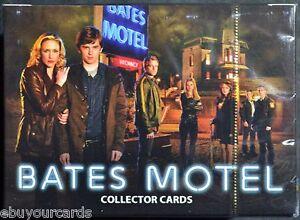 Breygent-Bates-Motel-Season-1-Factory-Sealed-Premium-Box-Trading-Cards