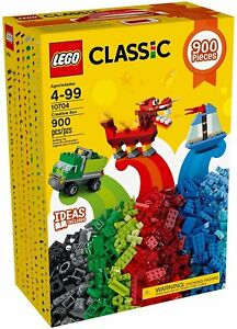 Lego-10704-Classic-Creative-Box-900-Piece-Construction-Toy-Gift-Set-NEW
