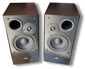 5-034-2-Way-Bookshelf-Speaker-Pair-200W-JungleRoc-Audio-Vidsonix-Compare-199-NEW