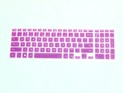 """Color Keyboard Cover Protector For 15.6/"""" Dell G5 15 Gaming laptop 15-5587 5587"""