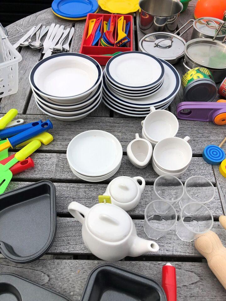 Andet legetøj, Haba køkken og madvarer, Haba