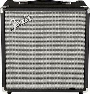 fender 2370200000 rumble 25 bass guitar combo amplifier 885978287932 ebay. Black Bedroom Furniture Sets. Home Design Ideas