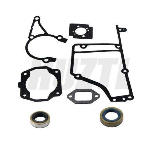 Cylinder Crankcase Muffler Carburetor Gasket Oil Seal F Stihl TS400 Concrete saw