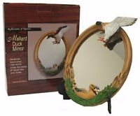 Classic Duck Mirror Wall Mount Mirror Duck Hunters Mirror, Home:dm