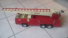 Véhicule Miniature Tonka « Camion Pompier » Très Bon Etat