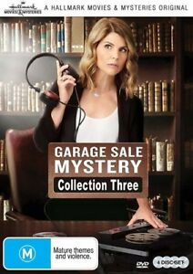 Garage Sale Mystery: Collection 3 [New DVD] Australia - Import, NTSC Region 0