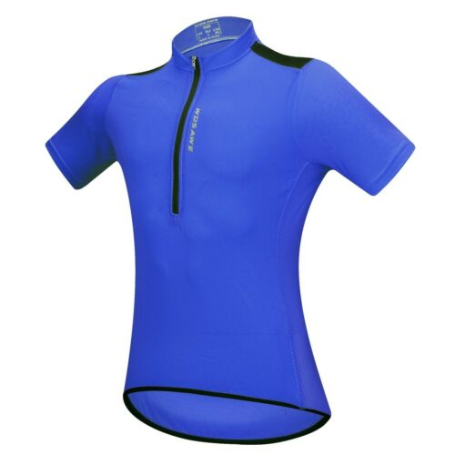 Cycling Jersey Mtb Jersey Breathability Half Zip Short Sleeved Bike Shirt