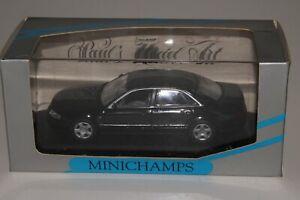 Minichamps Audi A8 Sedan, 1/43 Scale Boxed