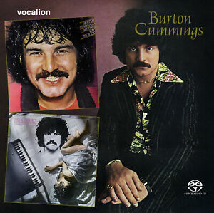 Burton Cummings – Burton Cummings, My Own Way to Rock & Dream of a Child SACD