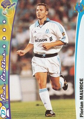 222 ALEX DI ROCCO # CS.SEDAN CARD CARTE DS FOOT 1999-2000