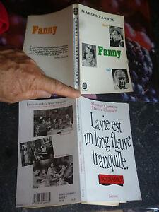 Scenario-Piece-LA-VIE-EST-UN-LONG-FLEUVE-TRANQUILLE-FANNY-Marius-Cesar-M-Pagnol