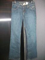 Harley Davidson Stretch Contour Size 2 Boot Cut 99175-12vw Denim Jeans