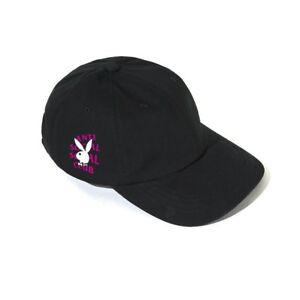 4c143544651f Auth ANTI SOCIAL SOCIAL CLUB Playboy x ASSC logo Hat black cap in ...